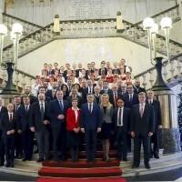 Spotkanie noworoczne wojewody z korpusem konsularnym 2019