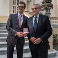 Wysokie odznaczenie dla byłego konsula Tombińskiego