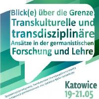 19-21 maja: Kongres Germanistów w Katowicach