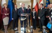 Uroczystość otwarcia Konsulatu Generalnego Austrii w Krakowie