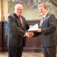 Jeden z największych partnerów handlowych województwa śląskiego ze swoim reprezentantem
