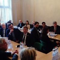 Spotkanie Konsulów Generalnych i Honorowych z przedstawicielami izb gospodarczych