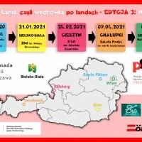 """""""Austria-Land, czyli wędrówka po landach"""" Edycja III"""