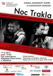 Dni Austrii 2017 - Spektakl