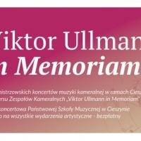 """""""Viktor Ullmann in Memoriam"""""""