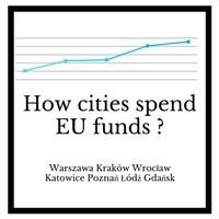 How cities spend EU funds