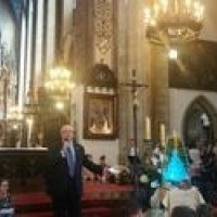 26.07.2016: Austriackie Otwarcie Światowych Dni Młodzieży w Krakowie przez Kardynała Schönborna oraz Ambasadora Buchsbauma